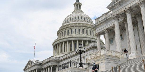 Le congres us approuve des sanctions sur la loi de securite a hong kong[reuters.com]