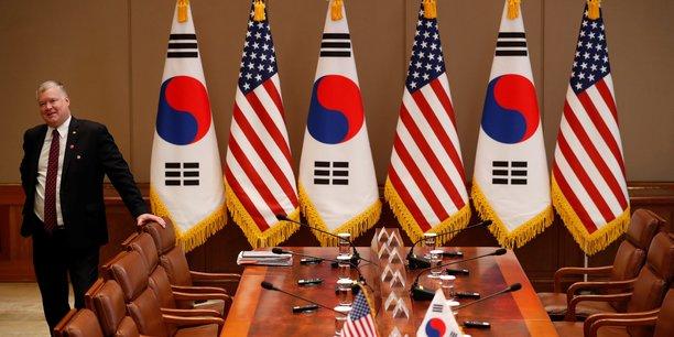 Une delegation us attendue mardi a seoul pour evoquer la coree du nord[reuters.com]