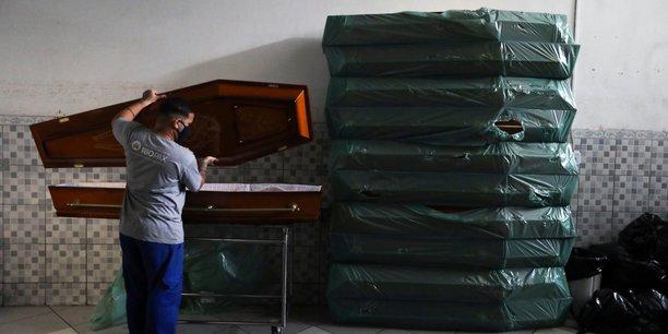 Coronavirus: plus de 1.5 million de cas de cas confirmes au bresil[reuters.com]