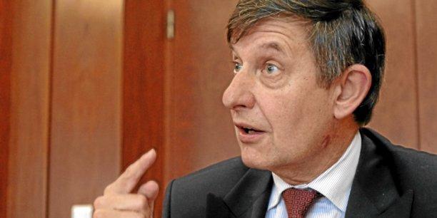 Selon des informations de presse, la CDC comptait parmi les actionnaires de Veolia qui ont poussé, une nouvelle fois sans succès, à une éviction d'Antoine Frérot. (Reuters)