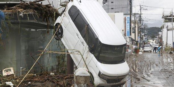 Japon: le bilan des inondations pourrait etre porte a 40 morts[reuters.com]