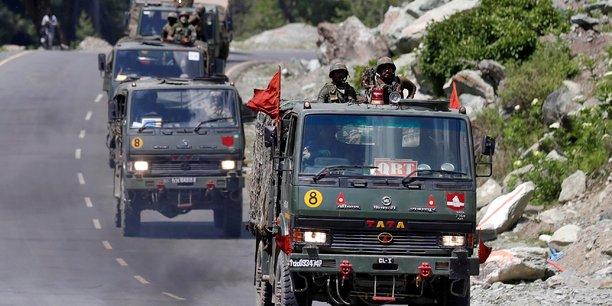 La chine retire des troupes de la frontiere disputee avec l'inde[reuters.com]