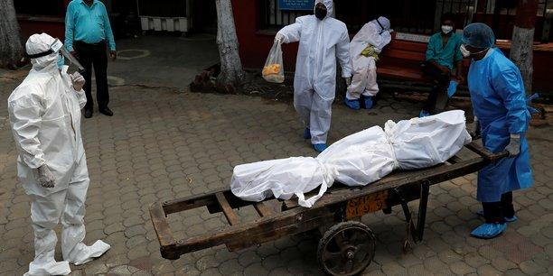 Coronavirus: le bilan en inde s'alourdit a plus de 20.000 deces[reuters.com]
