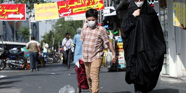 Coronavirus: bilan quotidien le plus lourd en iran[reuters.com]