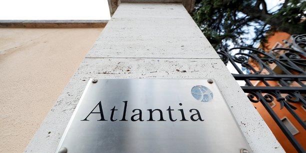 Atlantia doit accepter les conditions de rome pour garder sa concession autoroutiere[reuters.com]