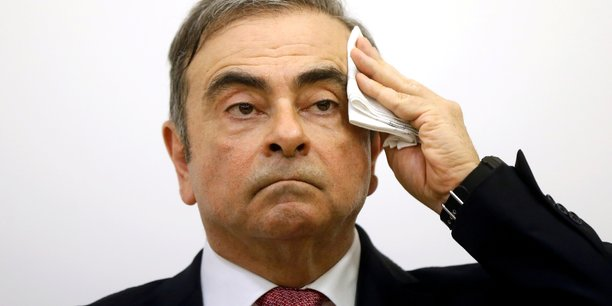 Ghosn a transfere de l'argent a un complice presume de sa fuite[reuters.com]