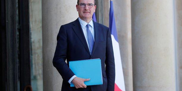 Jean castex assume totalement la nomination de gerald darmanin a l'interieur[reuters.com]