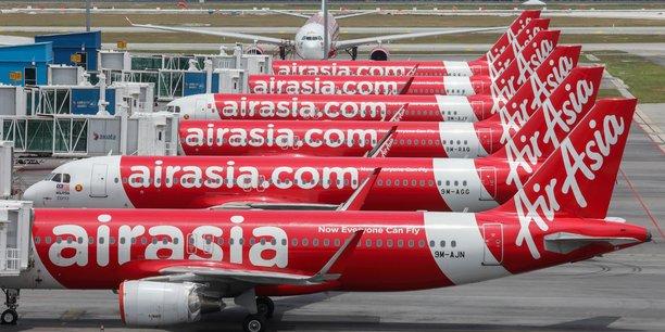 Airasia chute en bourse, doutes sur la poursuite de son activite[reuters.com]