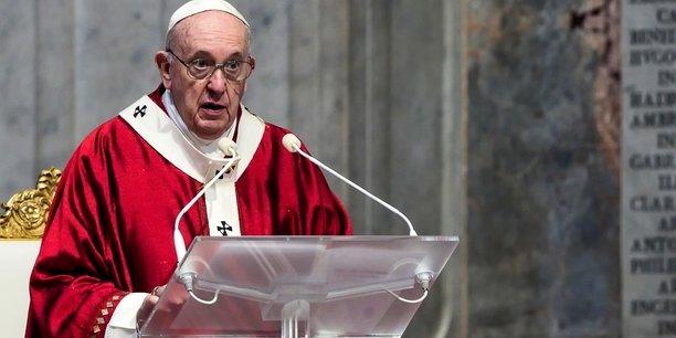 Le pape compare les camps de migrants en libye aux camps des nazis[reuters.com]