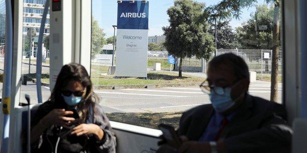 Airbus a livre 196 appareils au premier semestre[reuters.com]