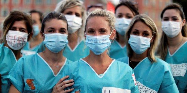 Hôpitaux: projet d'accord à 180 euros mensuels net pour les personnels hors médecins