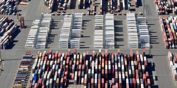 Les exportations allemandes remontent en mai[reuters.com]