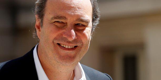 Xavier Niel, le fondateur et propriétaire d'Iliad, maison-mère d'Iliad Italia.