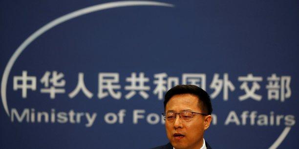 Ouighours: pekin promet de riposter aux sanctions des etats-unis[reuters.com]