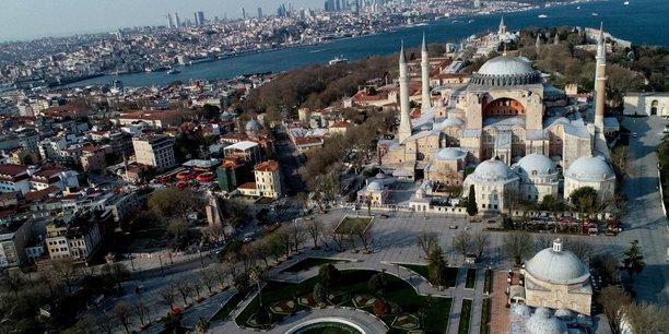 Turquie: l'avenir de sainte-sophie suspendu a une decision de justice[reuters.com]