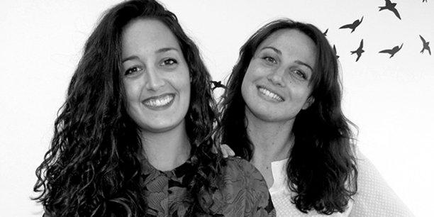 Manon Jouyaux et Julie Ezagouri-Larra, les fondatrices de Géoso Tech.