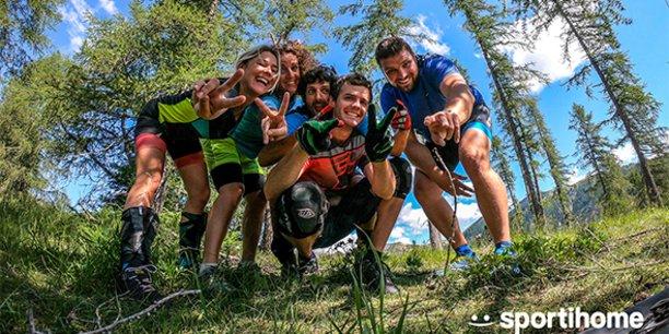 Sportihome veut devenir une référence du tourisme sportif, un marché estimé à 710 Mds € dans le monde.