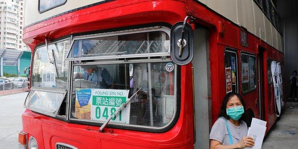 Hong kong: l'opposition lance ses primaires a l'ombre de la nouvelle loi de securite[reuters.com]