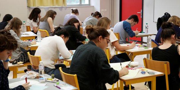 Le taux de reussite au baccalaureat 2020 proche de 96%[reuters.com]