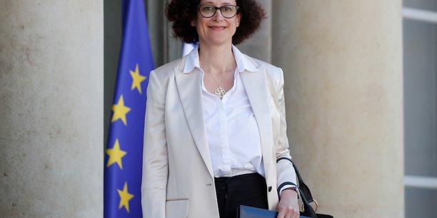 Emmanuelle Wargon, ministre déléguée auprès de la ministre de la Transition écologique, chargée du Logement.