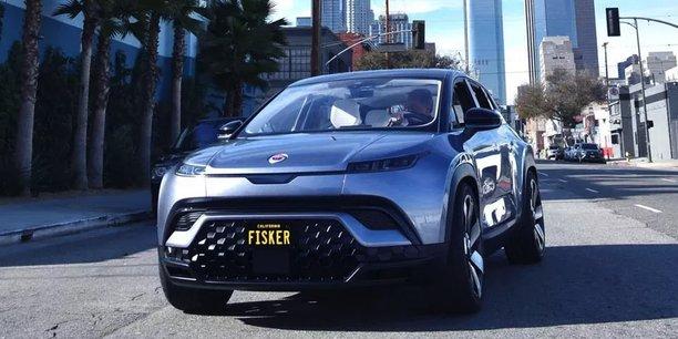 Le Fisker Ocean sera lancé fin 2021 et sera un concurrent direct du Tesla Model Y et dont il annonce un prix plus serré encore.