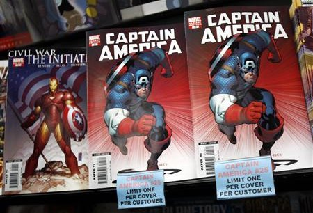 En 2009, Disney s'était offert le catalogue des personnages de Marvel - Copyright Reuters