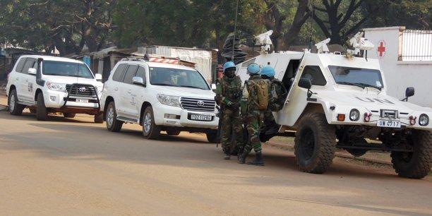 Un casque bleu tue lors d'une embuscade en centrafrique[reuters.com]