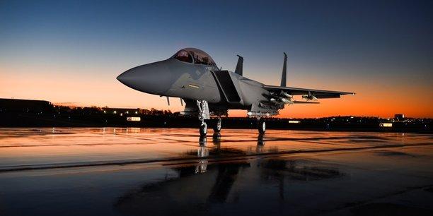 Les vieux F-15 (en photo) vont être remplacés la nouvelle version, le F-15EX