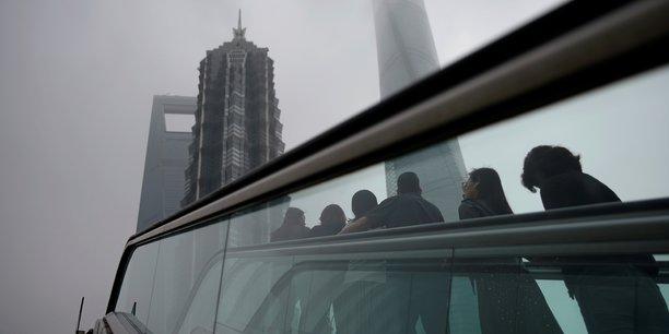 La croissance economique chinoise devrait avoir rebondi de 2,5% au deuxieme trimestre[reuters.com]