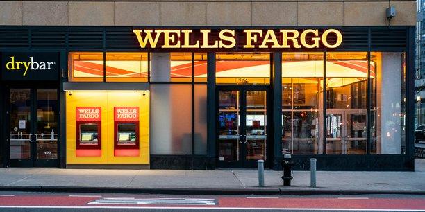 Wells fargo annonce une perte nette au 2eme trimestre, le titre chute[reuters.com]