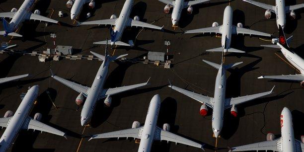 Boeing annonce 355 annulations de commandes pour le 737 max a fin juin[reuters.com]