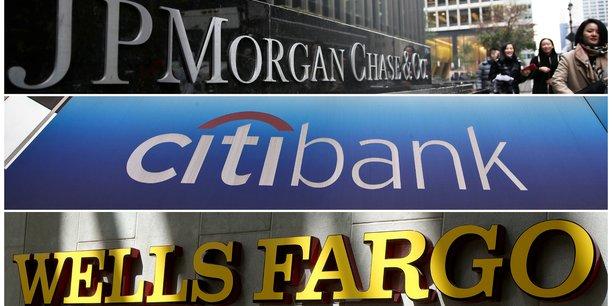 Les grandes banques us accumulent les provisions pour creances douteuses[reuters.com]