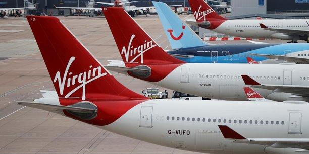 Virgin atlantic conclut un accord de sauvetage de 1,32 milliard d'euros[reuters.com]