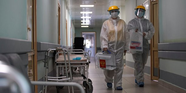 Coronavirus : plus de 6.400 nouveaux cas en russie[reuters.com]