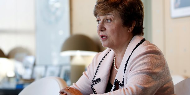 S'exprimant dans un blog à quelques jours d'une réunion virtuelle du G20, présidé par l'Arabie saoudite, la directrice générale du FMI Kristalina Georgieva a égrainé ses priorités.
