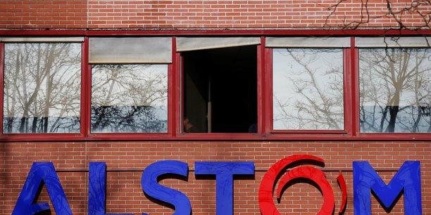 Alstom confiant dans le feu vert des autorites chinoises pour le rachat de bombardier transport[reuters.com]