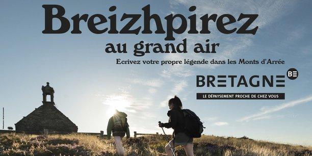 Pour séduire une clientèle régionale et française autour du concept du « slow tourisme ».