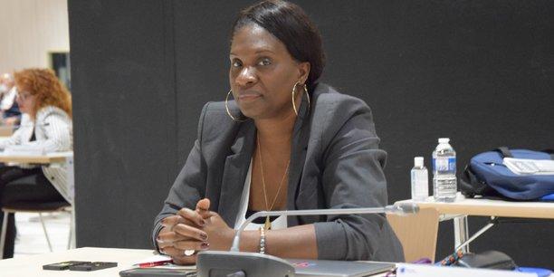 Djenaba Keita est également maire-adjointe (PCF) de Montreuil chargée de la vie économique, de l'économie sociale et solidaire, de l'emploi et de l'insertion.