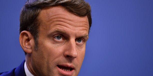 Macron assure que le contribuable francais ne paiera pas le plan de relance europeen[reuters.com]