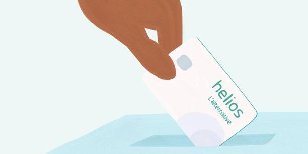 La fintech Helios promet une banque mobile décarbonée. Dans l'Hexagone, Green-Got et Onlyone s'inscrivent aussi dans cette tendance.