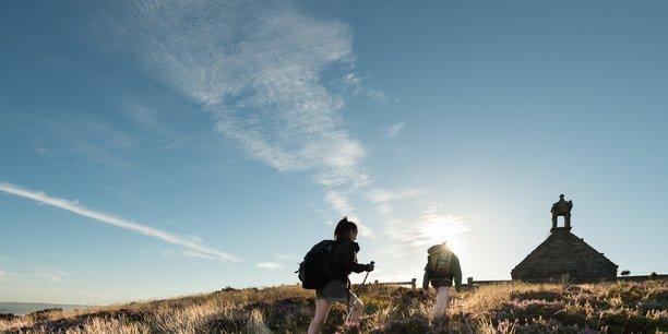 La Bretagne intérieure et les grands espaces du littoral Manche ont davantage conquis les touristes