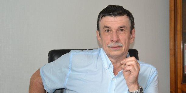 Henri Gisselbrecht, le vice-président du développement économique à la métropole Clermont Auvergne, souhaite instaurer un véritable partenariat avec les entreprises auvergnates.