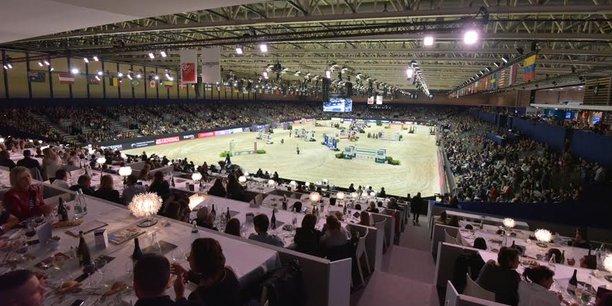 Présent sur les cinq continents et dans plus de 20 pays, le lyonnais GL Events anticipe une reprise de ses événements à compter de septembre prochain. Crédit : GL/Nicolas Rodet