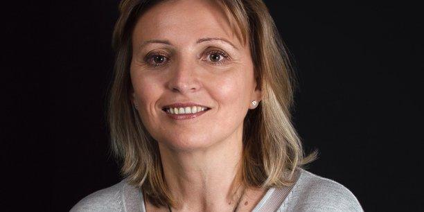 Isaline Richard est à la tête d'un laboratoire isérois d'expertise en contrôle non destructif, qui travaille avec de grands comptes du domaine de la microélectronique, du médical et de la métallurgie.
