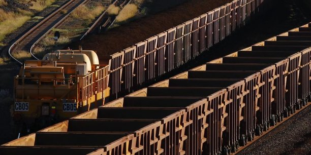 Rio Tinto automatise ses trains australiens. (Photo Reuters)