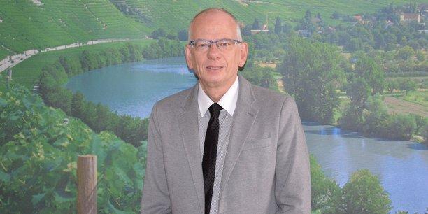 Luc Berthoud est devenu le vice-président en charge de l'économie de Grand Chambéry, aux côtés du nouveau président de l'agglomération, Philippe Gamen, également maire de la commune du Noyer (73).