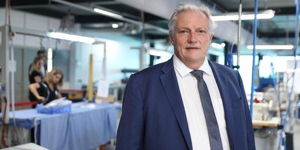 Philippe Billebault est le président fondateur du groupe Aertec.