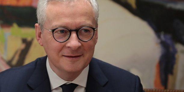 Le 21 juillet, Bruno Le Maire a encore promis qu'il n'y aurait « pas d'interdiction globale de Huawei en France ».