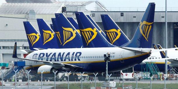 Ryanair joue à quitte ou double avec le Boeing 737 MAX