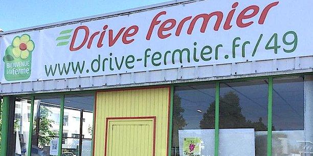 « Avec le déconfinement, nous sommes revenus à 100 commandes hebdomadaires, mais la dynamique est là » Isabelle Lore (Drive Fermier 49)